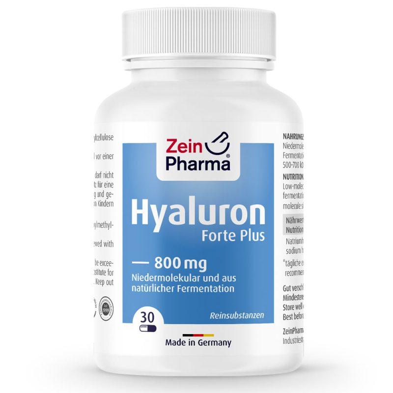 ХИАЛУРОНОВА КИСЕЛИНА 800 mg – Грижа за ставите, косата, кожата и ноктите от Pharma