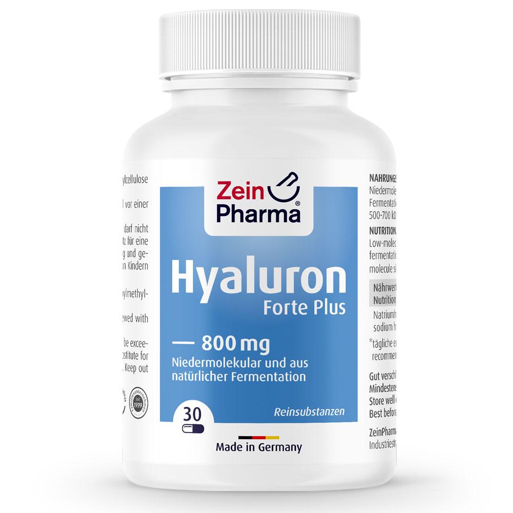 ХИАЛУРОНОВА КИСЕЛИНА 800 mg – ZeinPharma (30 капс)