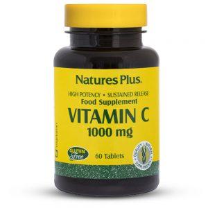 Витамин С – 1000mg за силен имунитет от Natures.