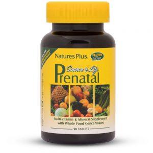 Source of Life PRENATAL – Мултивитамини за бременни - Имуностимулатори от Natures