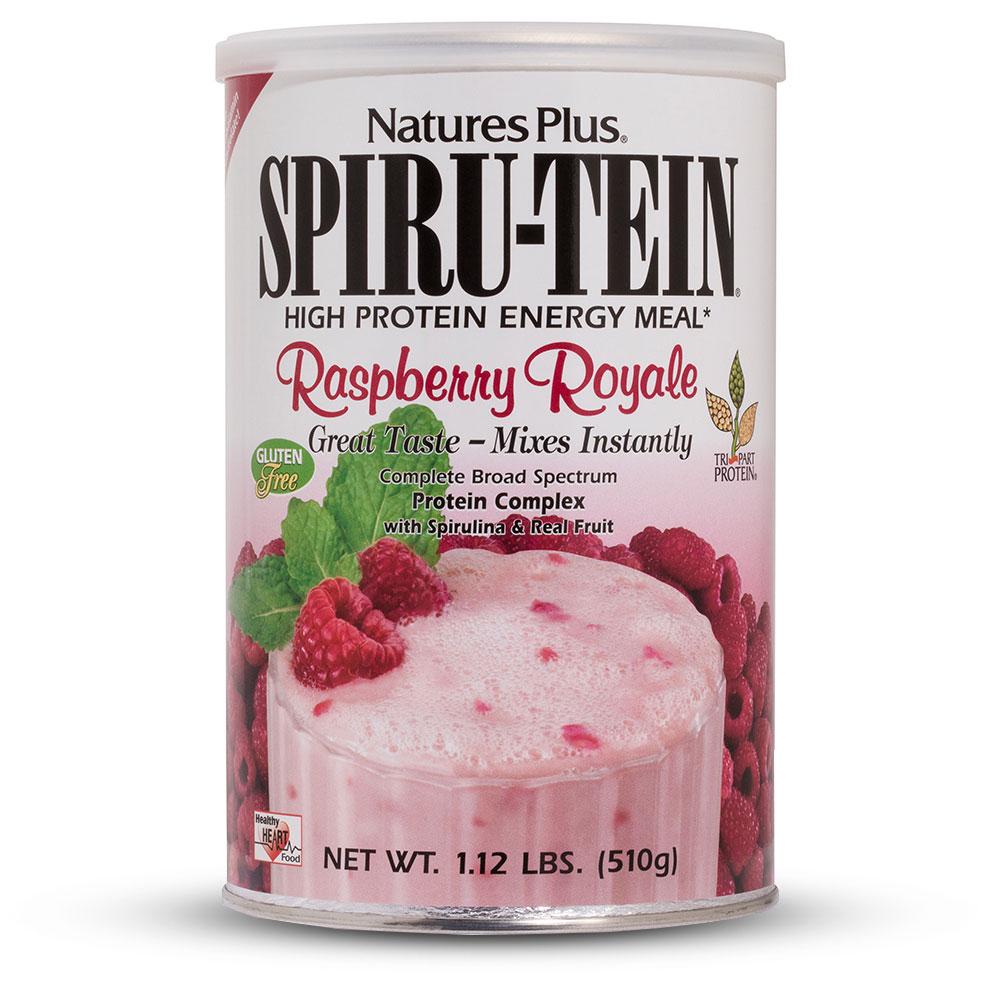 SPIRU-TEIN Вегетариански протеинов шейк (Малина)