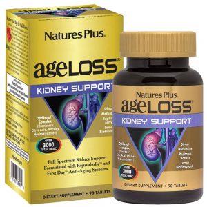 AgeLoss Kidney Support за БЪБРЕЦИТЕ и Пикочно-полова система от Natures