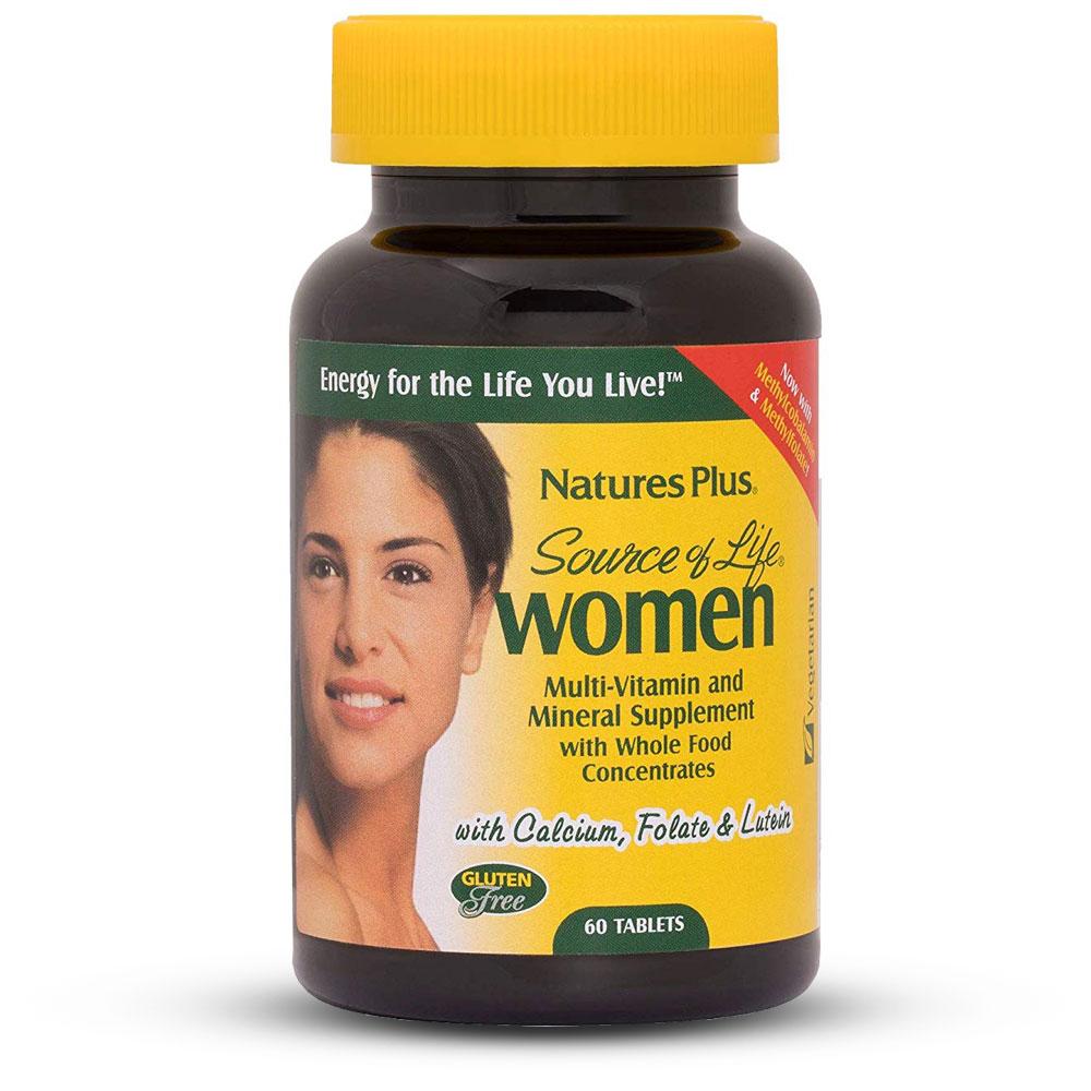 Source of Life WOMEN – Мултивитамини за Жени (60 табл)