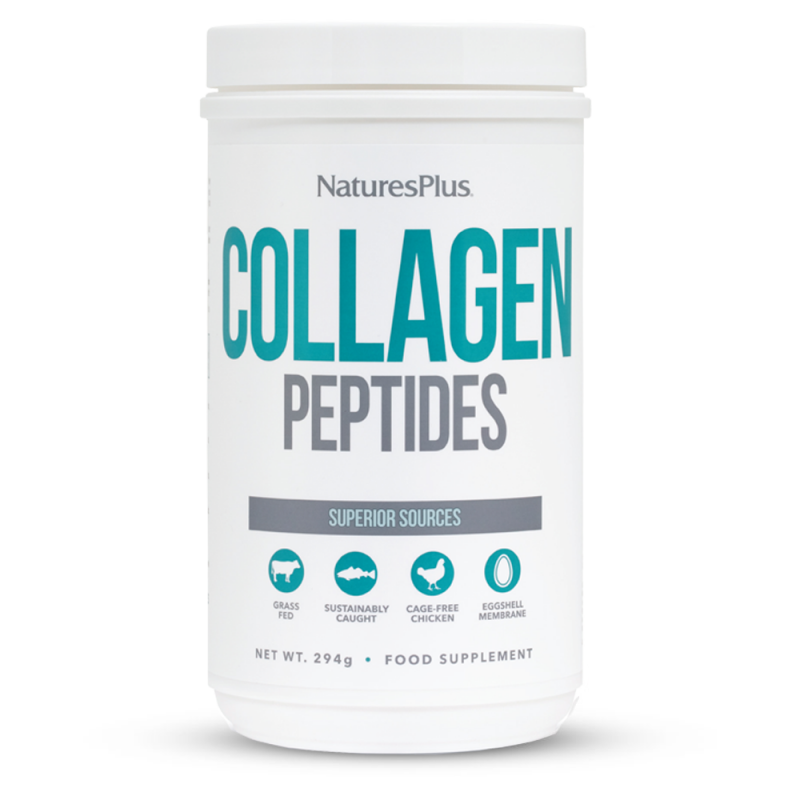 COLLAGEN Peptides – Хидролизиран КОЛАГЕН за Коса-кожа-нокти от Natures