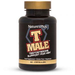 T-MALE – Стимулатор на тестостерона за Хормонален баланс от Natures