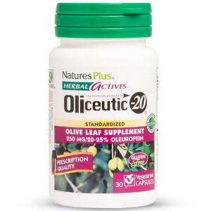 Herbal Actives OLICEUTIC – 250mg за Диабет, Силен Имунитет, Кръвно налягане и Артерии от Natures
