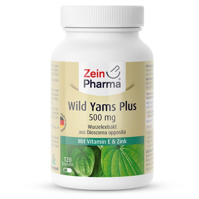 ZeinPharma ДИВ ЯМ Plus – 500mg за Хормонален баланс от Pharma