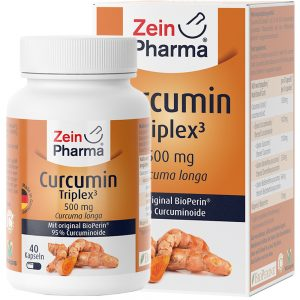 ZeinPharma КУРКУМА Триплекс³ – 500mg Имуностимулатор от Pharma