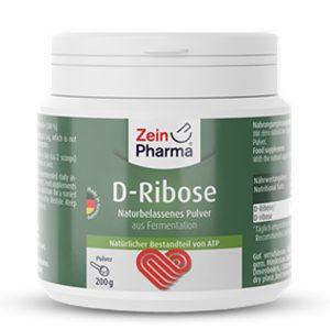ZeinPharma D-РИБОЗА (200гр) за Сила и енергия от Pharma