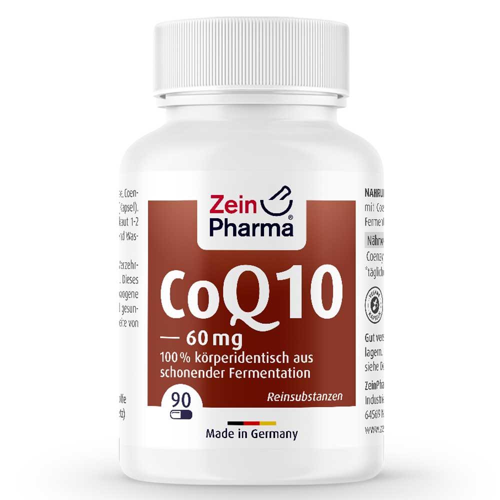 КОЕНЗИМ Q10 / COENZYME Q10 – ZeinPharma (90 капс)