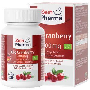 ZeinPharma Био ЧЕРВЕНА БОРОВИНКА – 400mg за Пикочно-полова система от Pharma