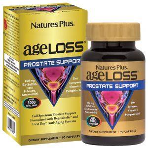AgeLoss Prostate Support за ПРОСТАТАТА и Пикочно-полова система от Natures