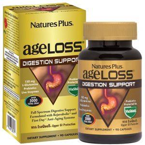 AgeLoss Digestion Support за ХРАНОСМИЛАНЕТО и стомаха от Natures