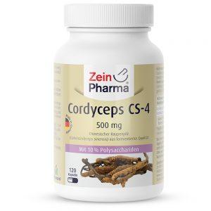 ZeinPharma КОРДИЦЕПС CS-4 за имунитет, сила и енергия от Pharma.
