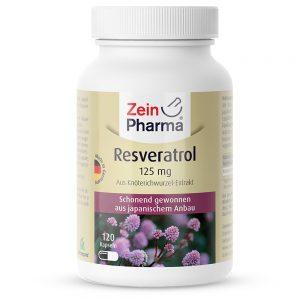 ZeinPharma РЕСВЕРАТРОЛ - Имуностимулатори за Сърдечно-съдова система, Кръвното налягане и Артериите от Pharma.