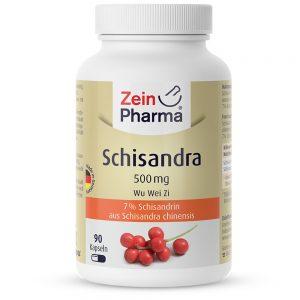 ZeinPharma ШИЗАНДРА - Имуностимулатори, за Черен дроб и жлъчка и за Сила и енергия от Pharma.
