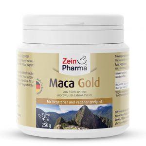 ZeinPharma МАКА Голд – ПРАХ - имуностимулатори за сила и енергия, както и за нервната система и анти - стрес от Pharma.