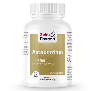 ZeinPharma АСТАКСАНТИН - за косата, кожата и ноктите, против възпаления и болки и за сърдечно-съдовата система от Pharma.