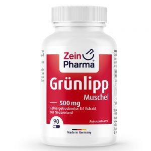 ZeinPharma® Зеленоуста мида - Грижа за ставите, както и срещу възпаления и болки от Pharma.