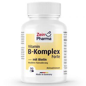 ZeinPharma Витамини Б-Комплекс за Нервната система от Pharma