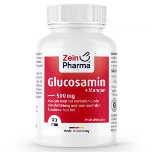 ZeinPharma® ГЛЮКОЗАМИН - Грижа за ставите срещу възпаления и болки от Pharma.