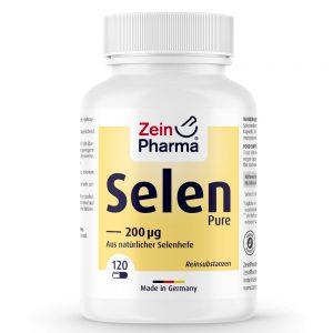 ZeinPharma СЕЛЕН – 150µg - имуностимулатори за Коса-кожа-нокти от Pharma