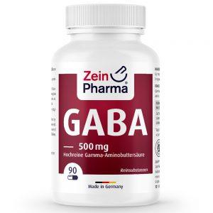 ZeinPharma GABA - За Нервната система и Спокоен здрав сън от Pharma.
