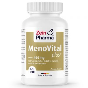 ZeinPharma MENO-VITAL Plus за Менопаузата - МПС и Хормонален баланс от Pharma.