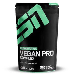 Веган ПРОТЕИН / Vegan PROTEIN ESN - Протеин с вкус на Шоколад с Кокос, Лешник и Ванилов Сладолед от ESN