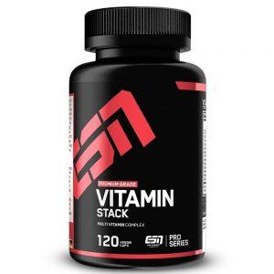 Витамини VITAMIN STACK ESN - Витамини и минерали за енергия и издръжливост от ESN