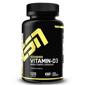 Витамин D / Vitamin D ESN - Витамини и минерали от ESN