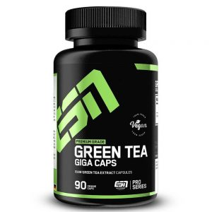 ЗЕЛЕН ЧАЙ / GREEN TEA ESN - За изгаряне на мазнини, както и за енергия и издръжливост от ESN