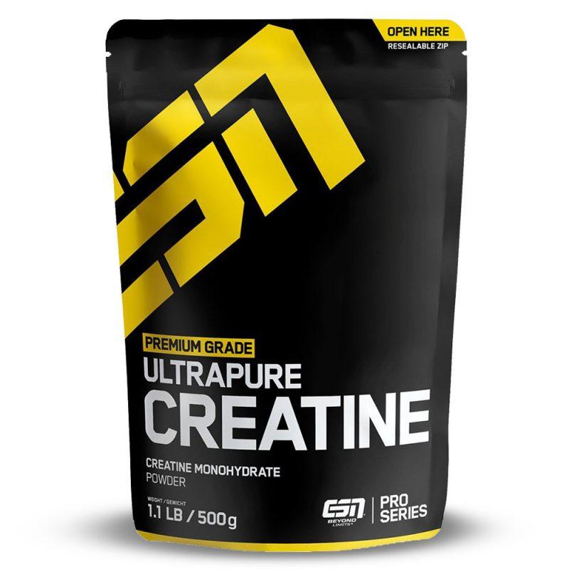 КРЕАТИН Прах / CREATINE Monohydrate Powder ESN - Креатин за сила, енергия и издръжливост от ESN