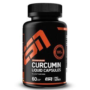 КУРКУМА / CURCUMIN Liquid ESN - Против възпаления и болки от ESN