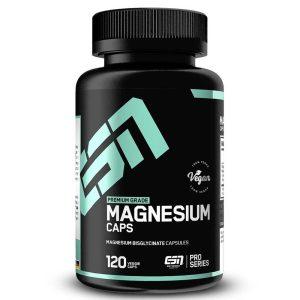 МАГНЕЗИЙ / MAGNESIUM ESN - Витамини и минерали за нерваната система и анти-стрес от ESN