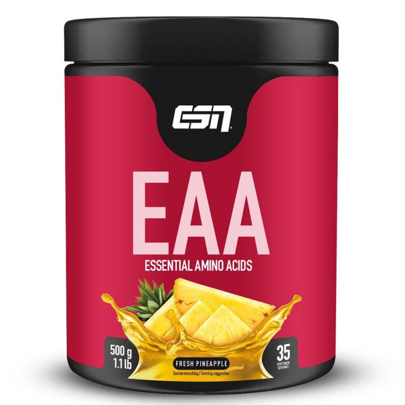 Незаменими АМИНОКИСЕЛИНИ Прах / EAA ESN - Аминокиселини за сила и издръжливос от ESN