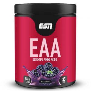 Незаменими АМИНОКИСЕЛИНИ Прах / EAA ESN - Aминокиселини за енергия и издръжливост от ESN