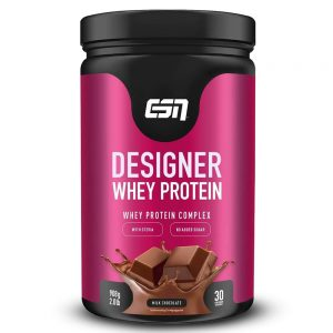 Протеин DESIGNER Whey Protein ESN - Суроватъчни протеини от ESN