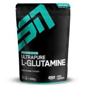 L-ГЛУТАМИН Прах / ULTRAPURE GLUTAMINE Powder ESN - глутамин и аминокиселини за енергия и издръжливост от ESN