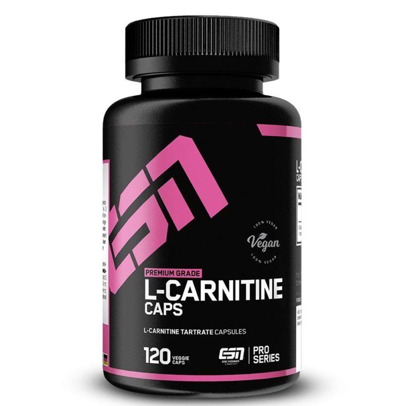 L-КАРНИТИН / L-CARNITINE ESN - Аминокиселини за изграяне на мазнини, енергия и издръжливост от ESN