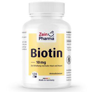 БИОТИН/BIOTIN – Витамини и минерали за коса, кожа и нокти от Pharma